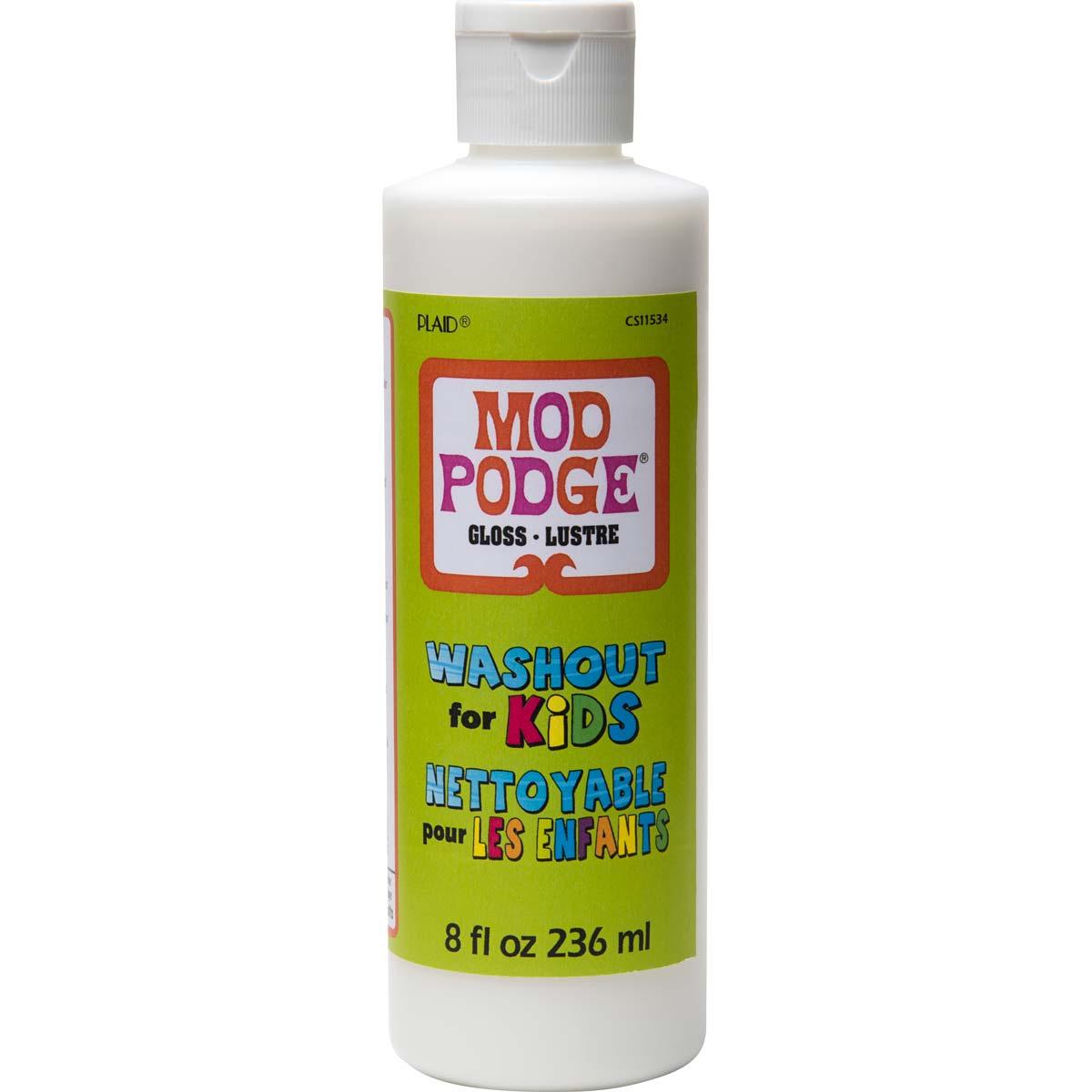 Mod Podge ® Wash Out for Kids Gloss, Flip-Top 8 oz. - CS11534