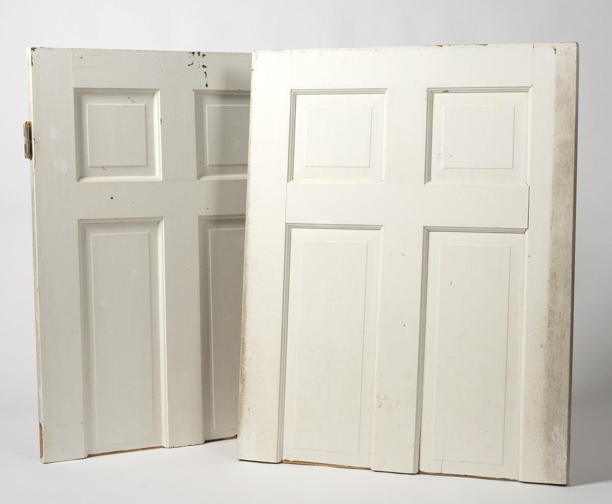 Upcycled Door Bench