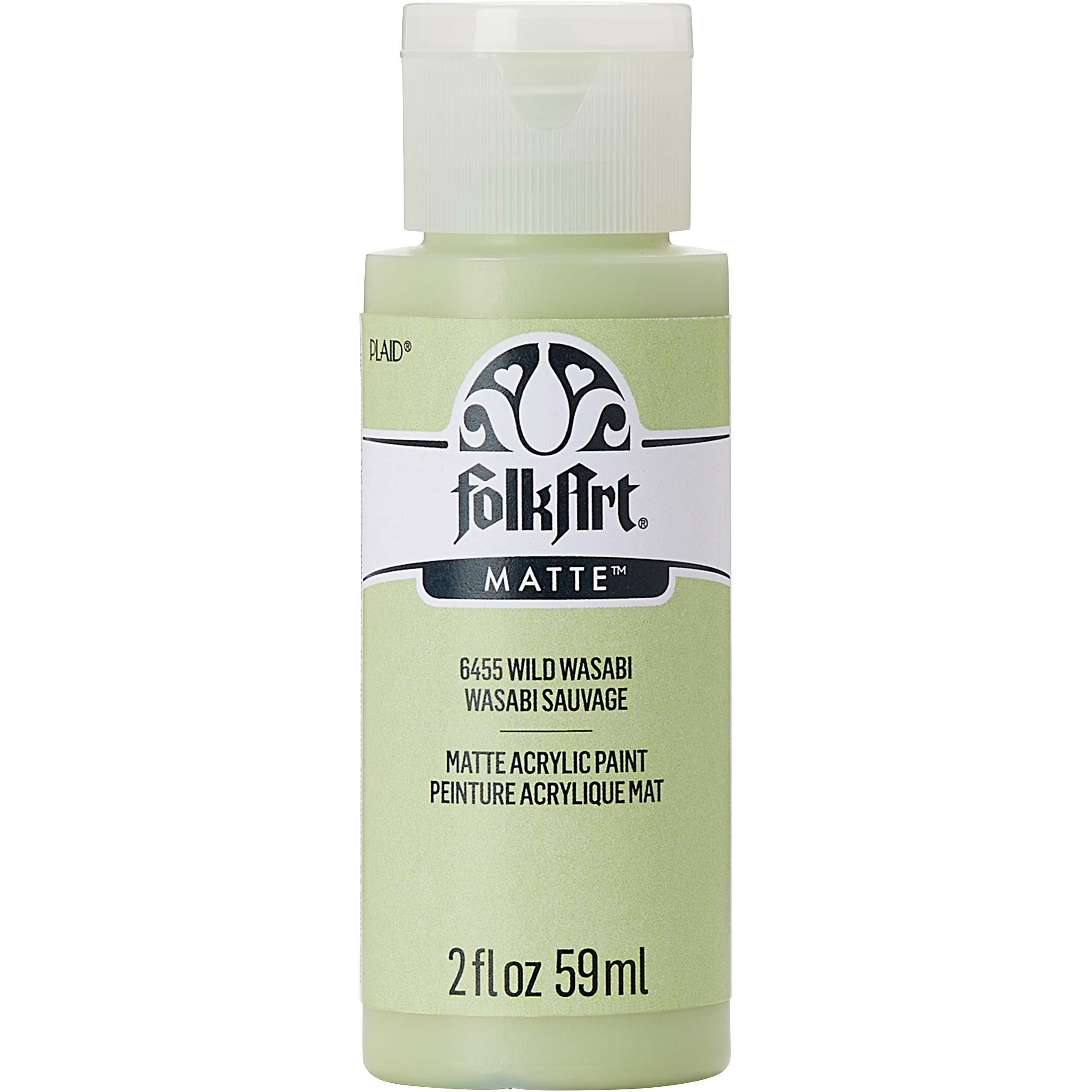 FolkArt ® Acrylic Colors - Wild Wasabi, 2 oz.