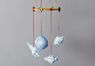 Celestial Hanging Mobile