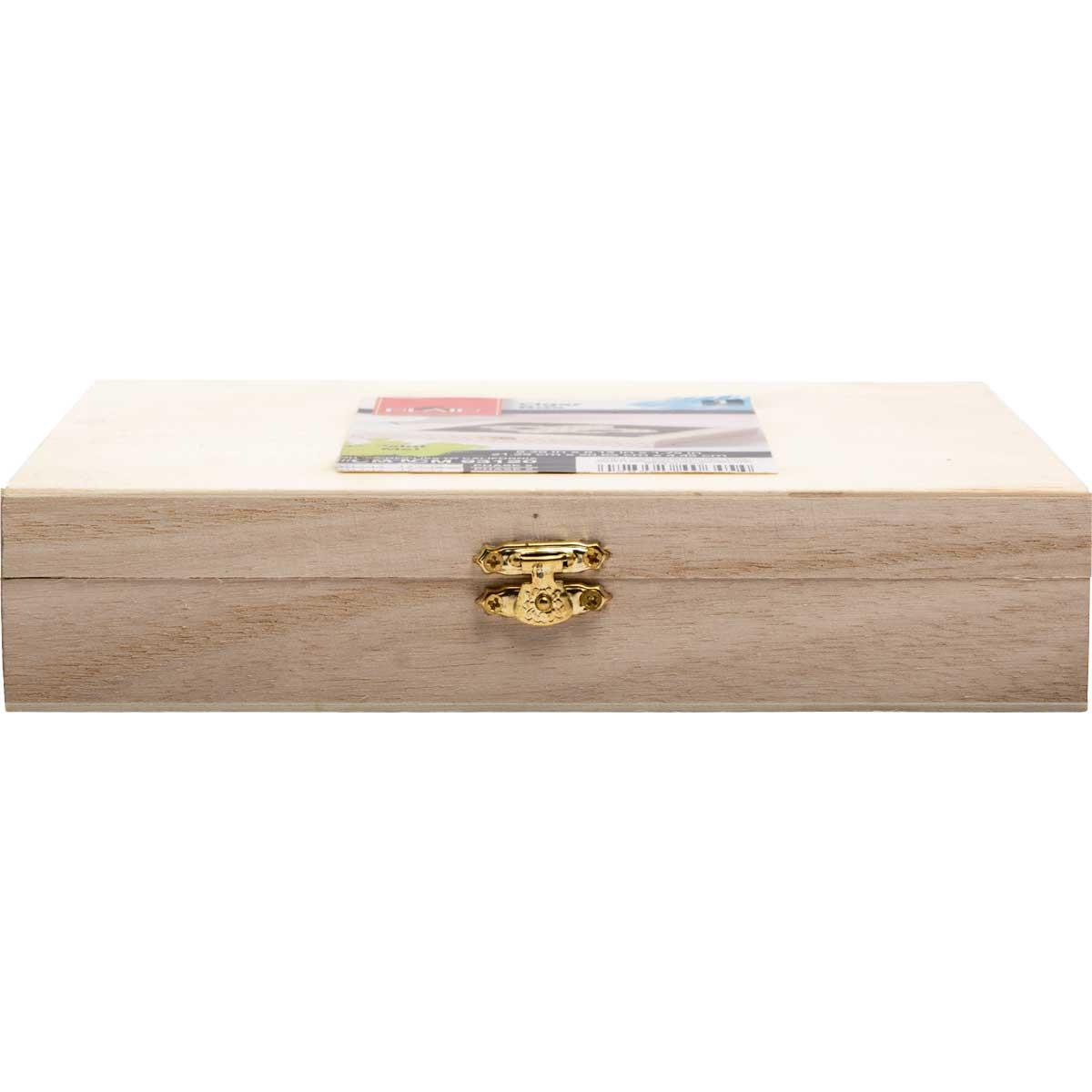 Plaid ® Wood Surfaces - Cigar Box - 40645E