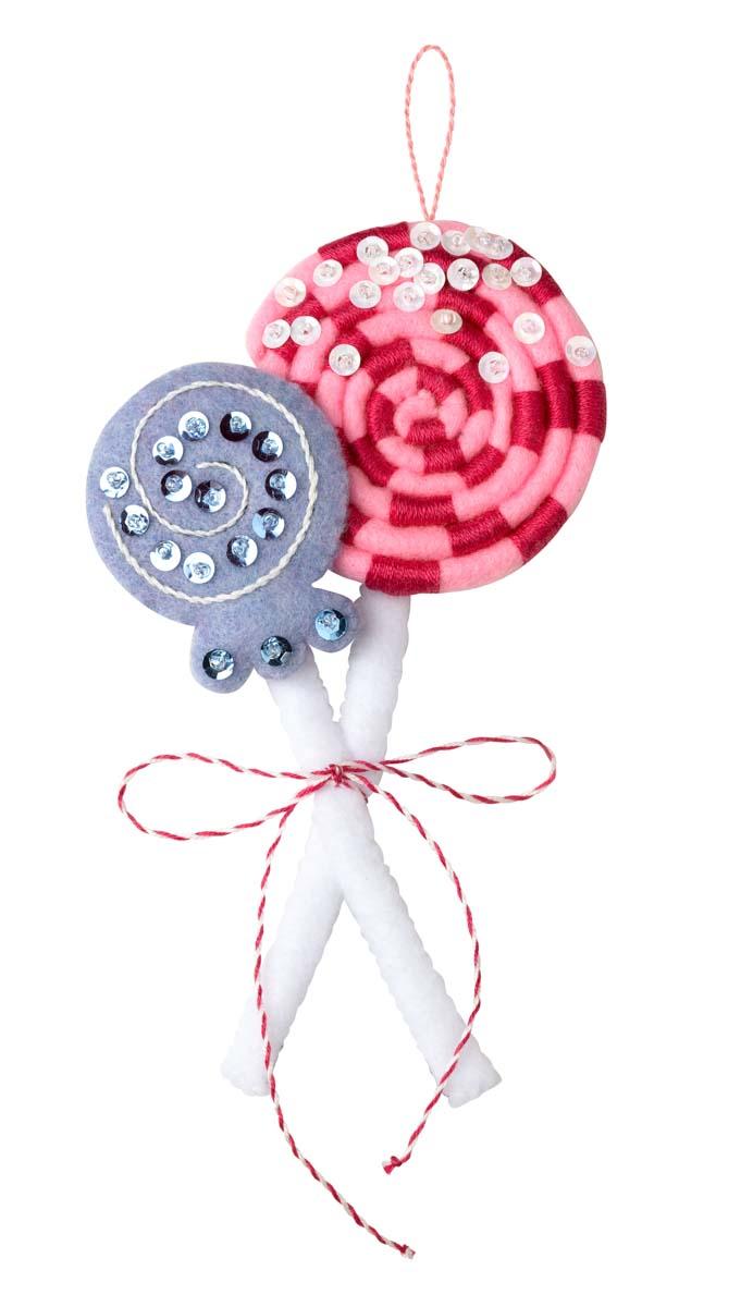 Bucilla ® Seasonal - Felt - Ornament Kits - Nutcracker Sweet - 89292E