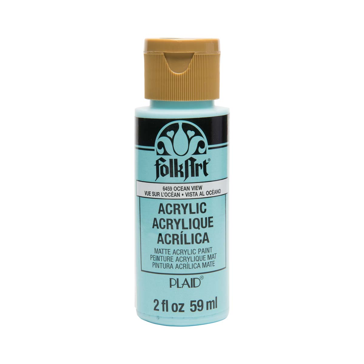 FolkArt ® Acrylic Colors - Ocean View, 2 oz. - 6459