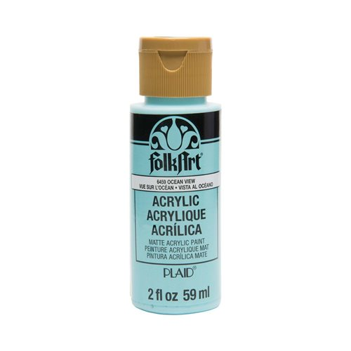 FolkArt ® Acrylic Colors - Ocean View, 2 oz.