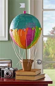 Stiffy Hot Air Balloon