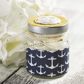 Budget Wedding Favors - Nautical Candle Holder