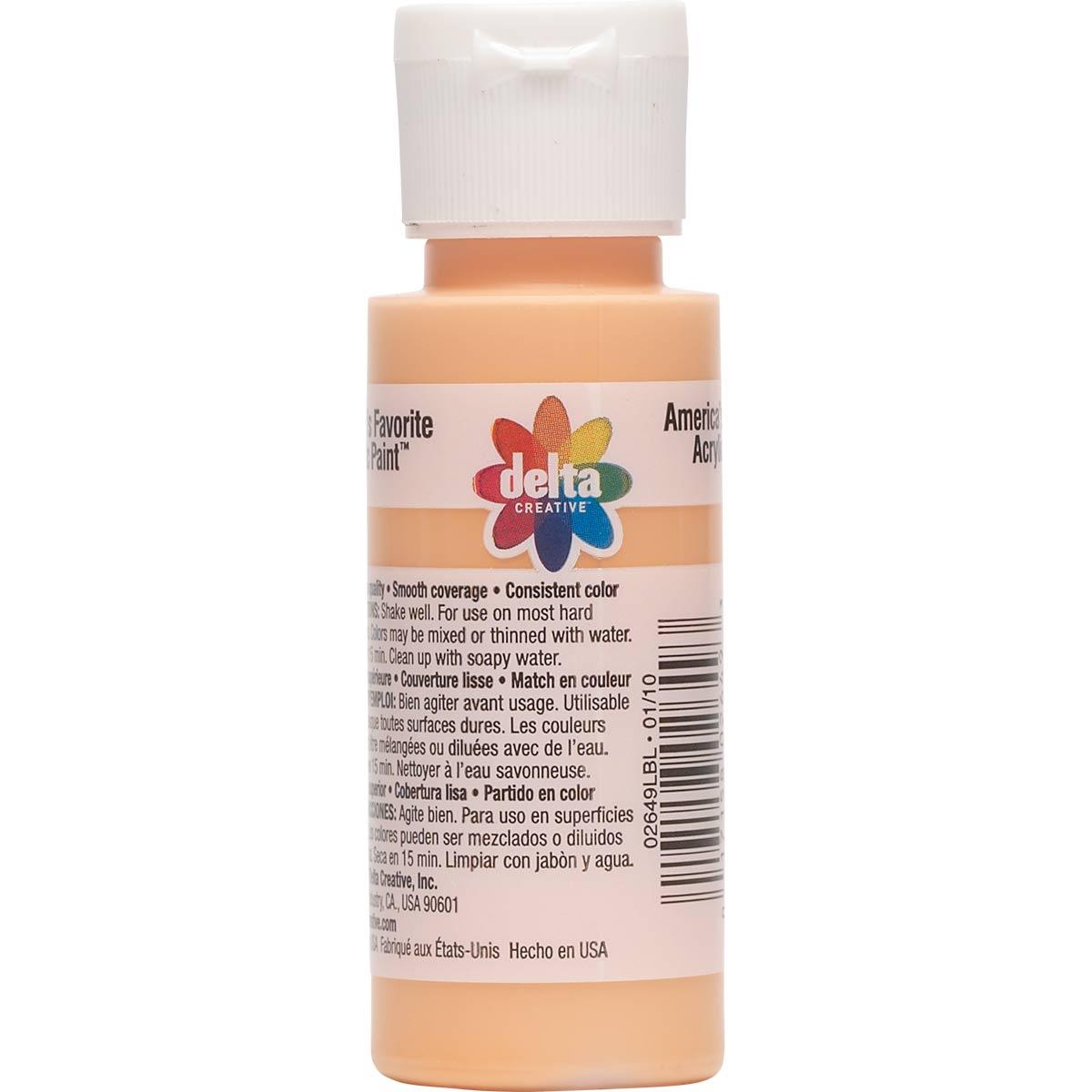 Delta Ceramcoat ® Acrylic Paint - OJ, 2 oz. - 026490202W