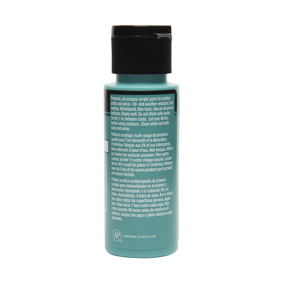 FolkArt ® Outdoor™ Acrylic Colors - Surfside, 2 oz.