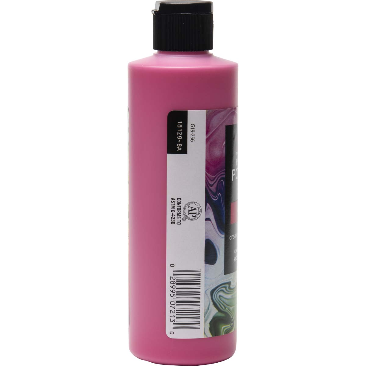FolkArt ® Pre-mixed Pouring Paint - Bright Pink, 8 oz. - 7213