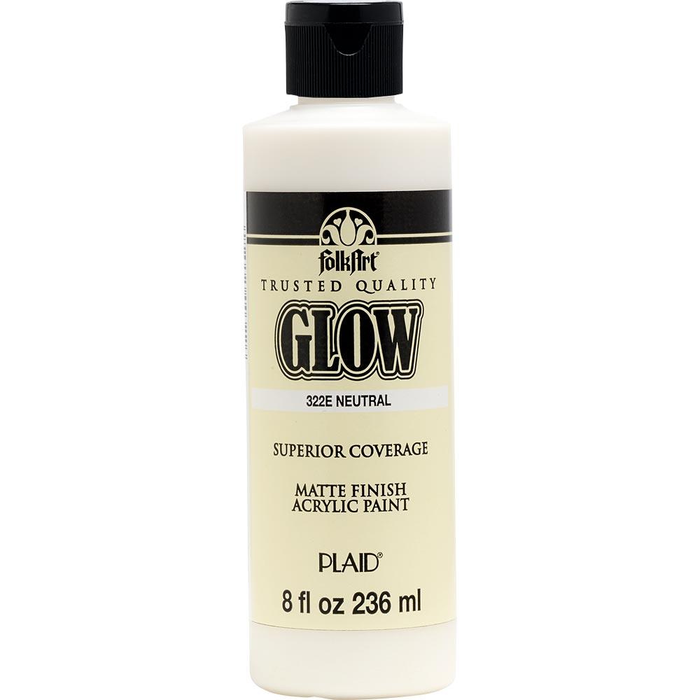 FolkArt ® Glow - Neutral, 8 oz.