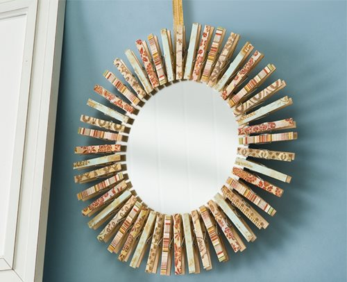 Mod Podge® Mother's Day Mirror, Mirror