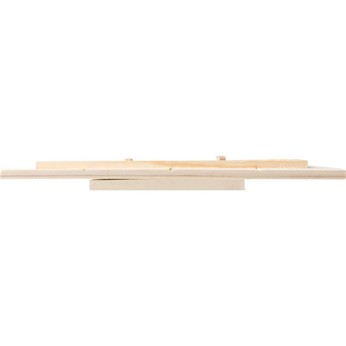 Plaid ® Wood Surfaces - Pallet Sign, 10.25