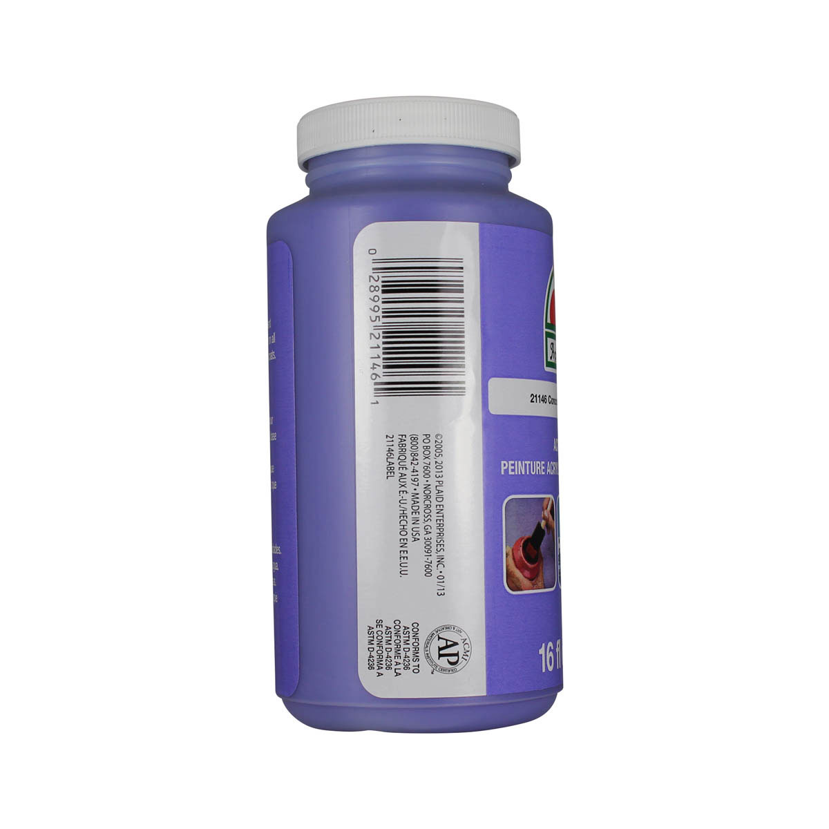 Apple Barrel ® Colors - Concord Grape, 16 oz. - 21146