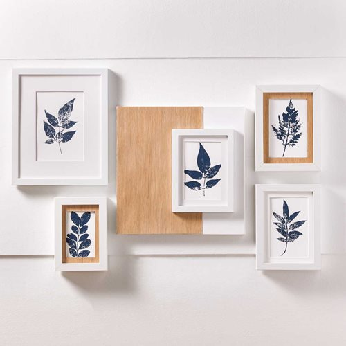 Beautiful Leaf Art Home Decor Idea