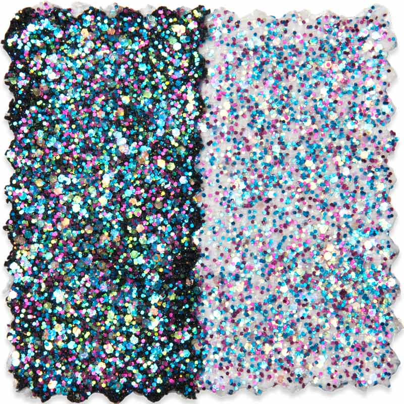 Fabric Creations™ Fantasy Glitter™ Fabric Paint - Galaxy Blue, 2 oz.