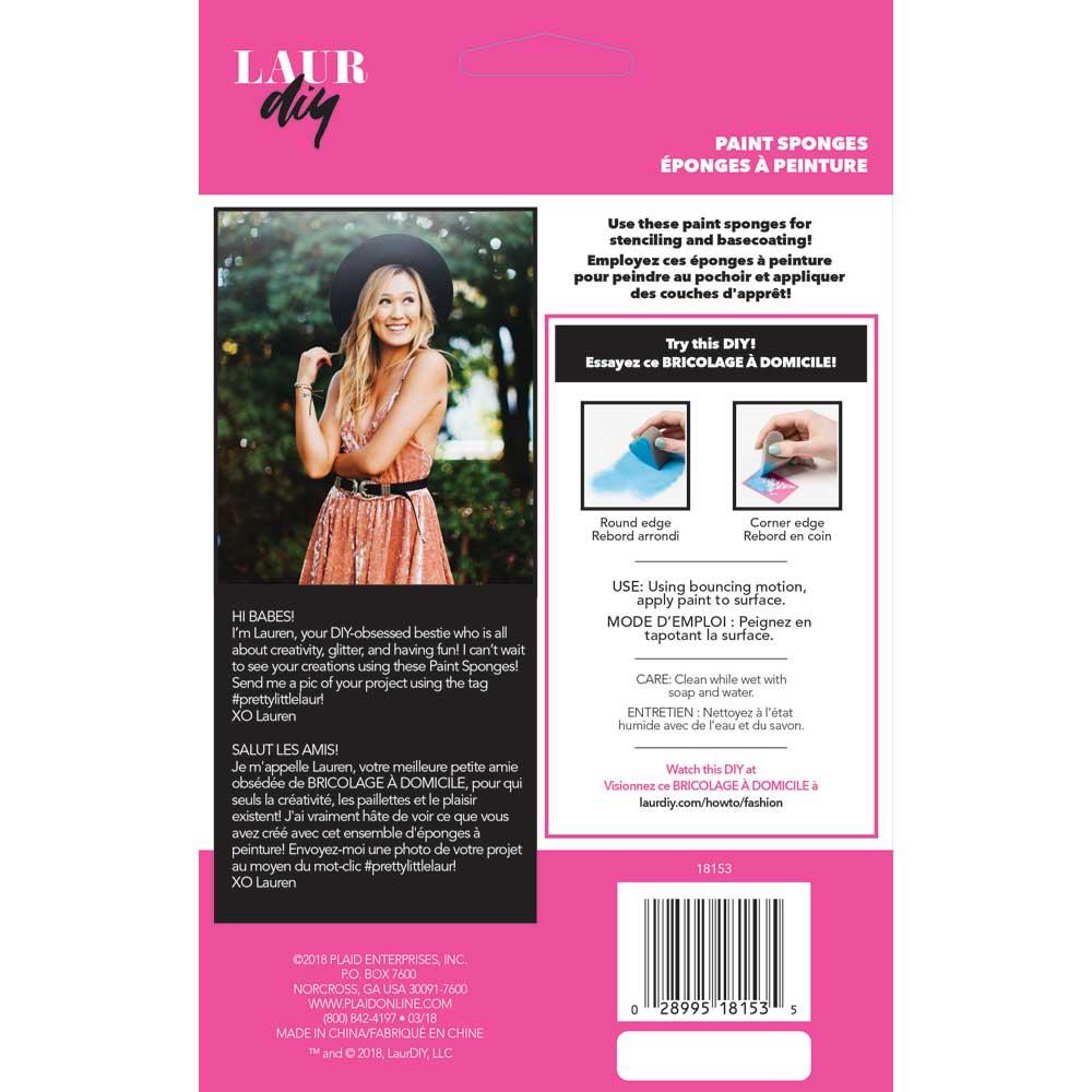 LaurDIY ® Accessories - Sponge Applicators