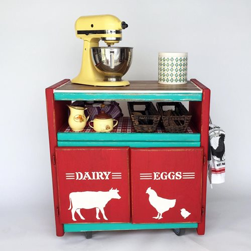 Farm Style Kitchen Island