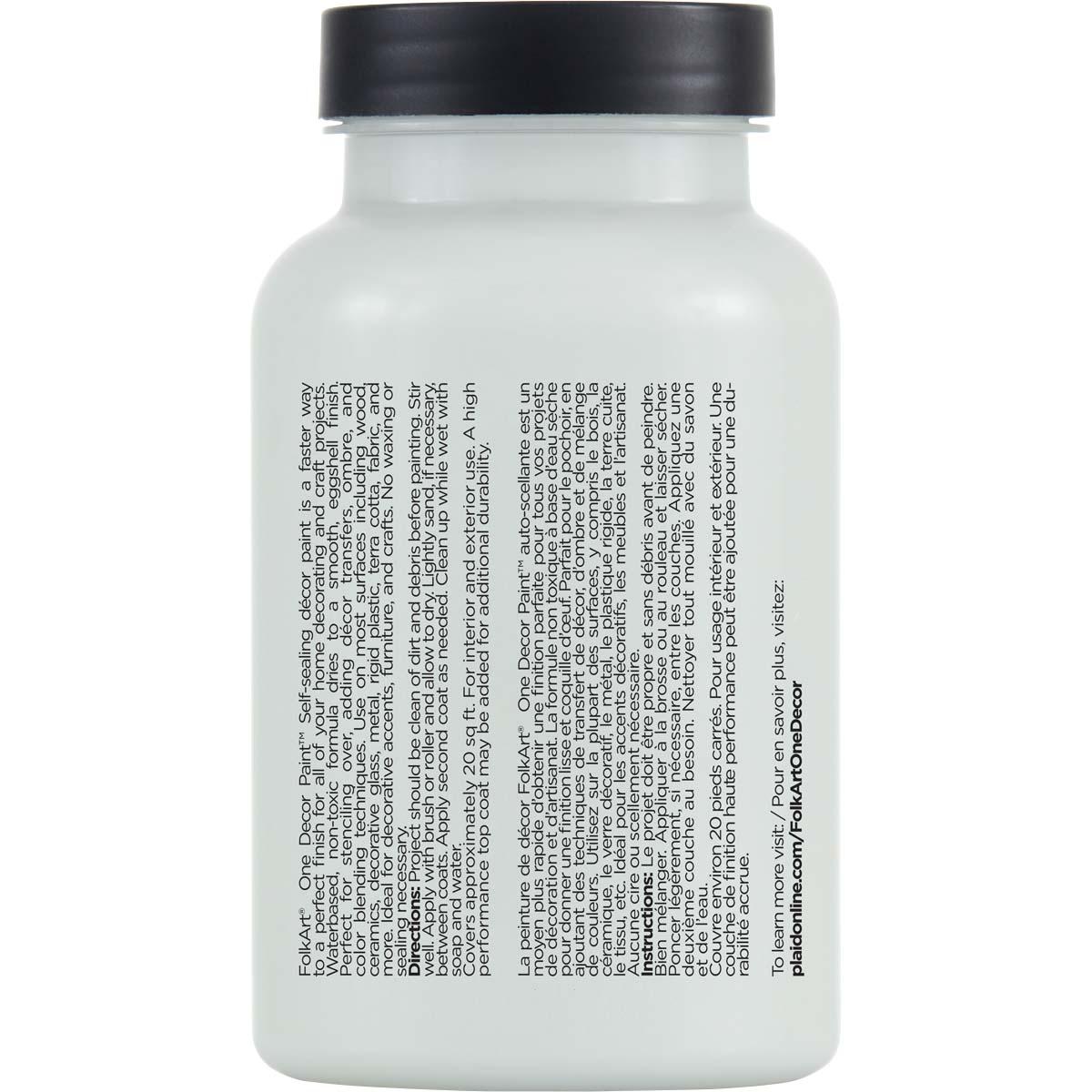 FolkArt ® One Décor Paint™ - Raindrop, 8 oz. - 36066