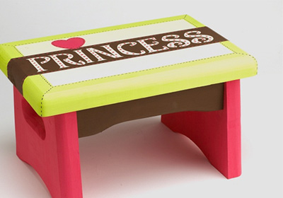 Princess Stepstool