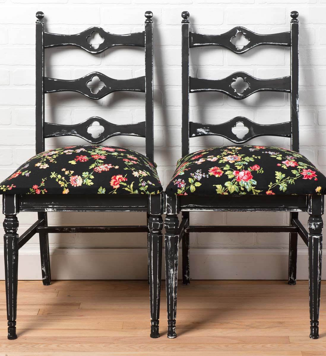 Gray Vintage Chairs
