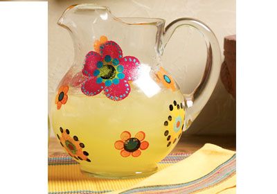 Day of the Dead Margarita Pitcher