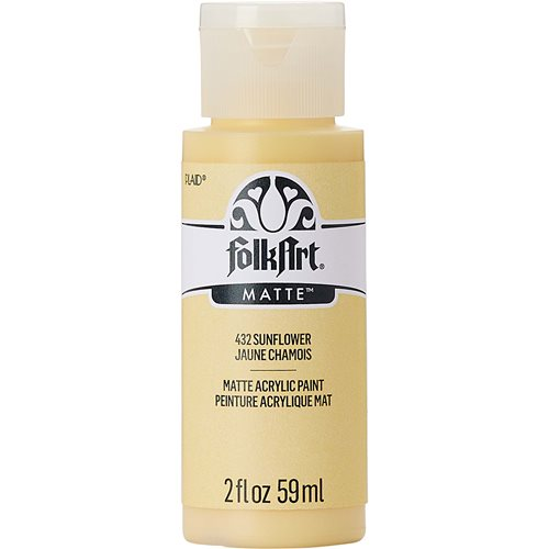 FolkArt ® Acrylic Colors - Sunflower, 2 oz.