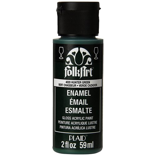 FolkArt ® Enamels™ - Hunter Green, 2 oz. - 4020