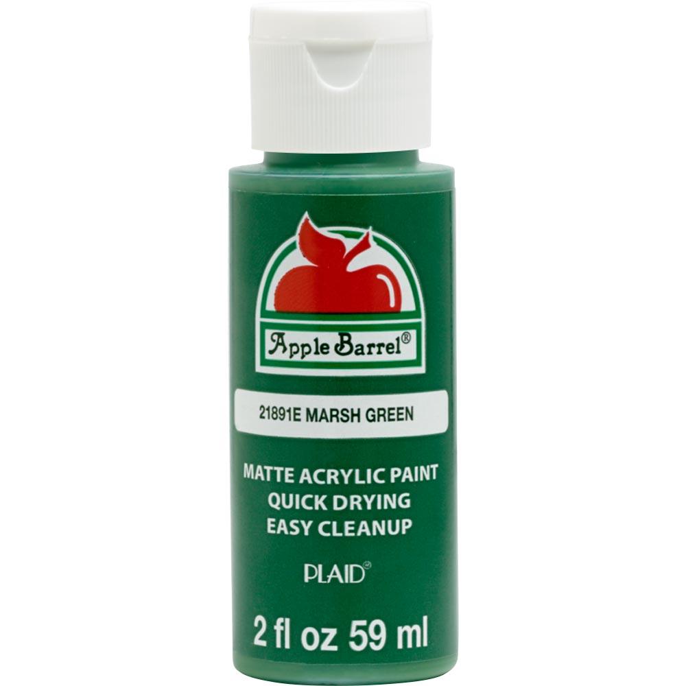 Apple Barrel ® Colors - Marsh Green, 2 oz. - 21891