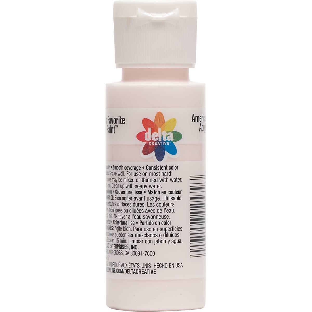 Delta Ceramcoat ® Acrylic Paint - Peony, 2 oz.