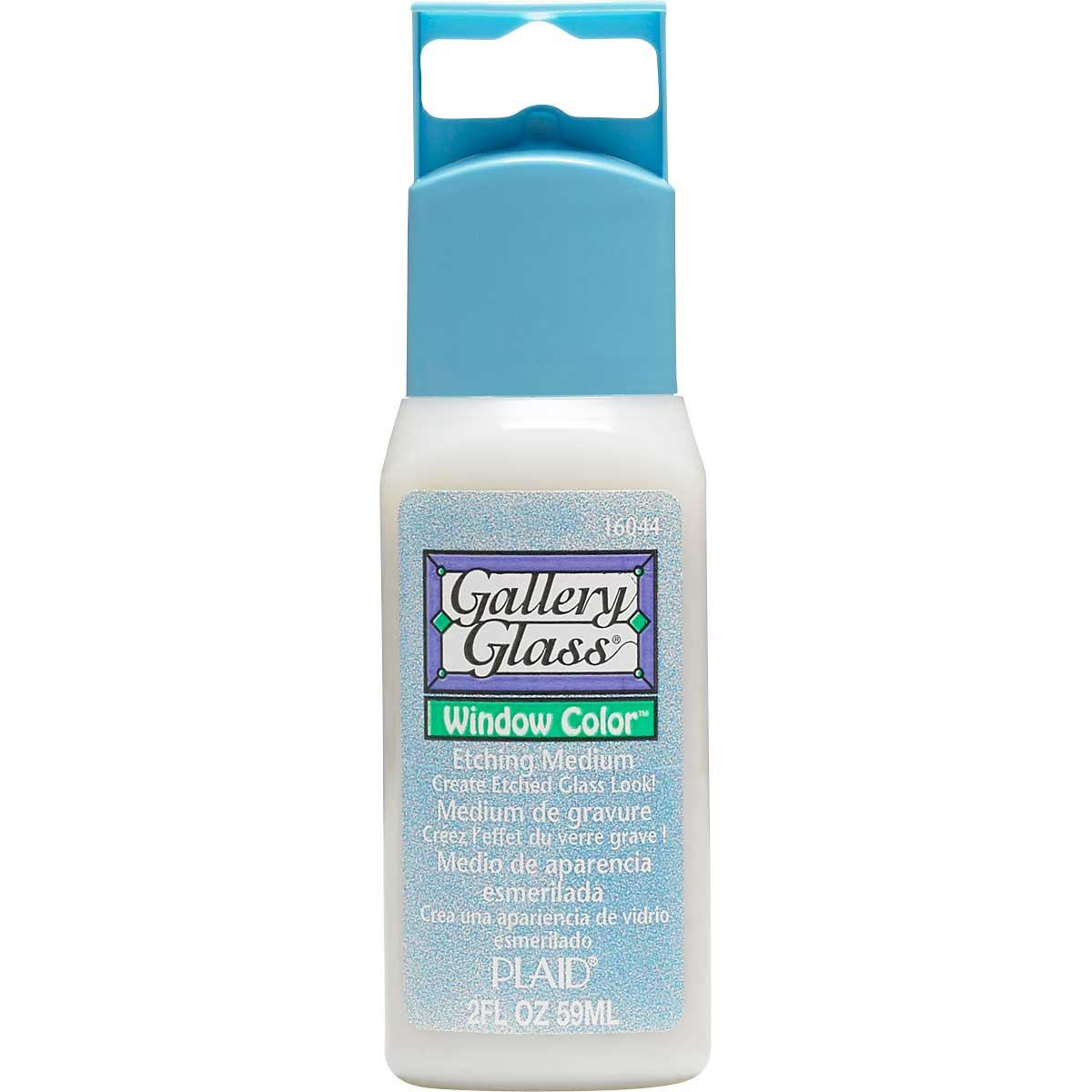 Gallery Glass ® Mediums - Etching Medium, 2 oz.