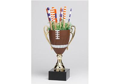 FolkArt Multi-Surface Football Trophy