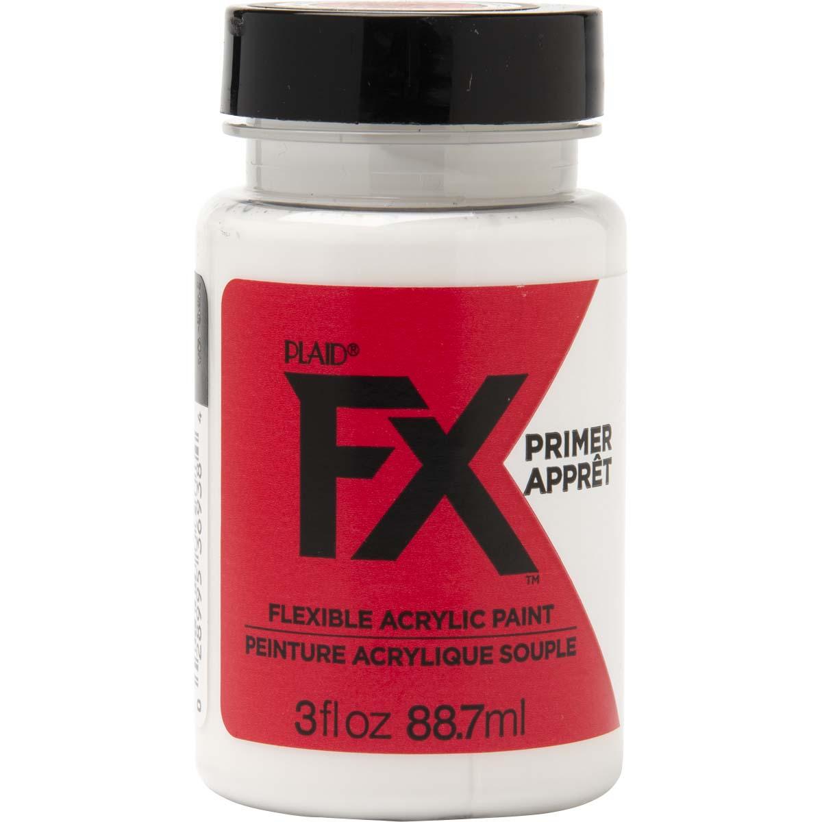 PlaidFX Paint Primer - Clear, 3 oz. - 36938
