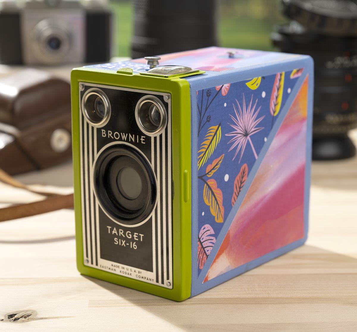 Decoupage Camera