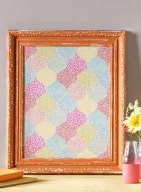 Large Fabric Frame