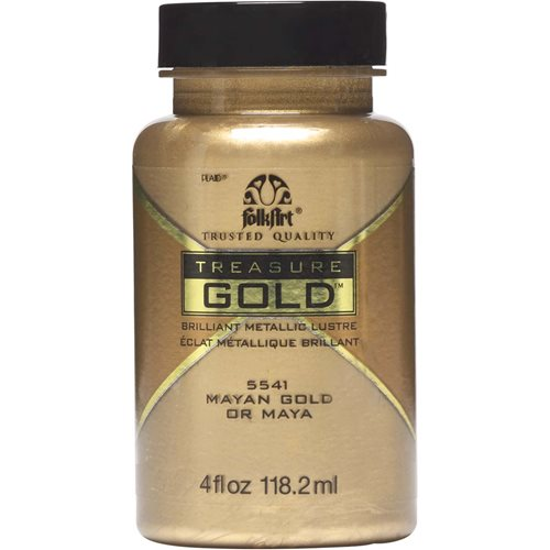 FolkArt ® Treasure Gold™ - Mayan Gold, 4 oz. - 5541