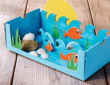 Ocean Shoebox