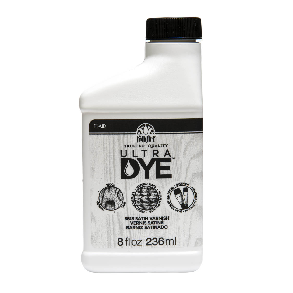 FolkArt ® Ultra Dye™ Satin Varnish, 8 oz.