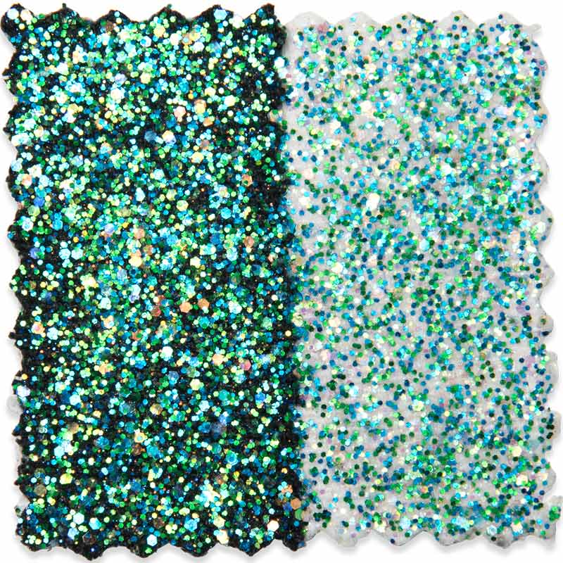 Fabric Creations™ Fantasy Glitter™ Fabric Paint - Mermaid's Tail, 2 oz.