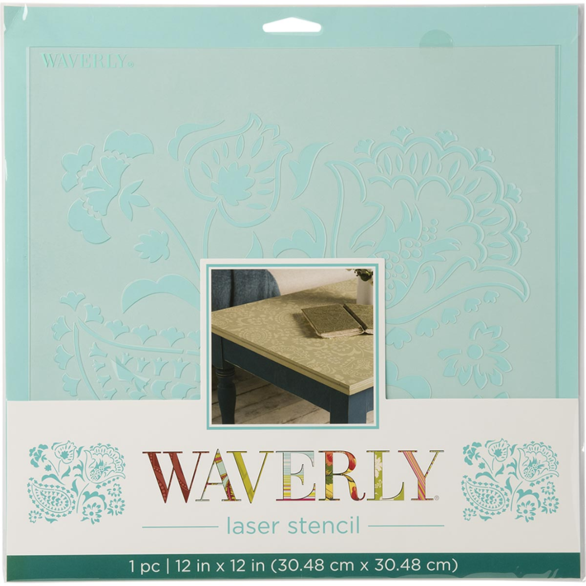Waverly ® Laser Stencils - Siren Song, 12