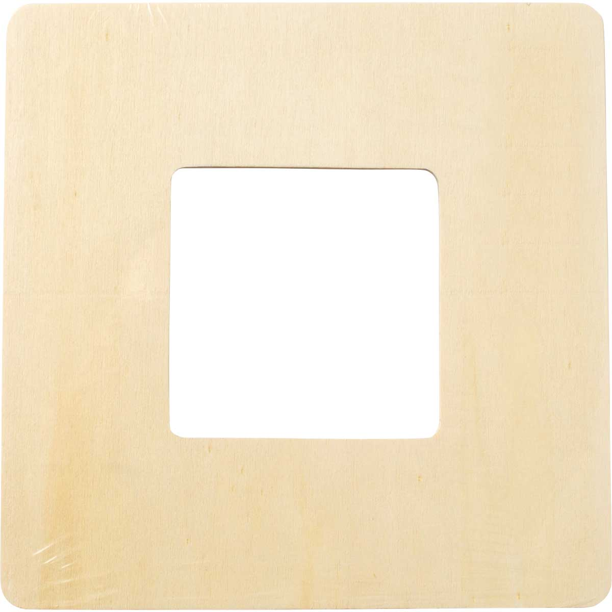 Plaid ® Wood Surfaces - Frames - Square - 97540