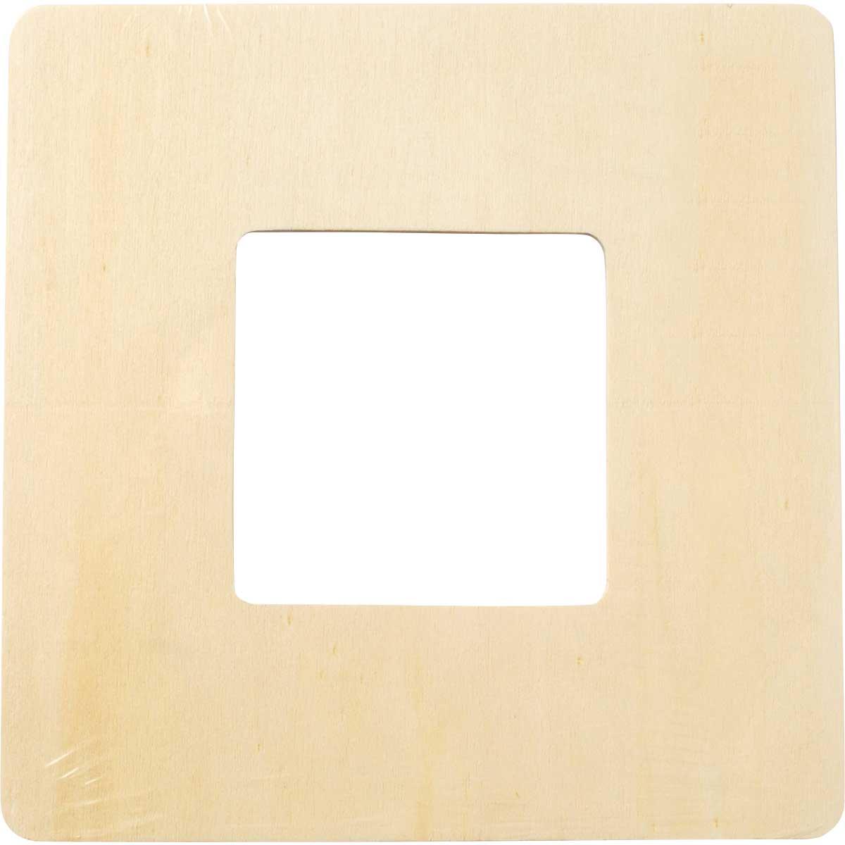 Plaid ® Wood Surfaces - Frames - Square