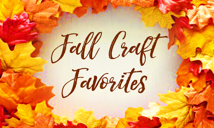 Fall Craft Favorites