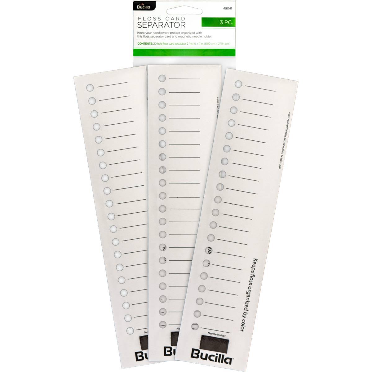 Bucilla ® Floss Separator - Small, 3 piece - 49041