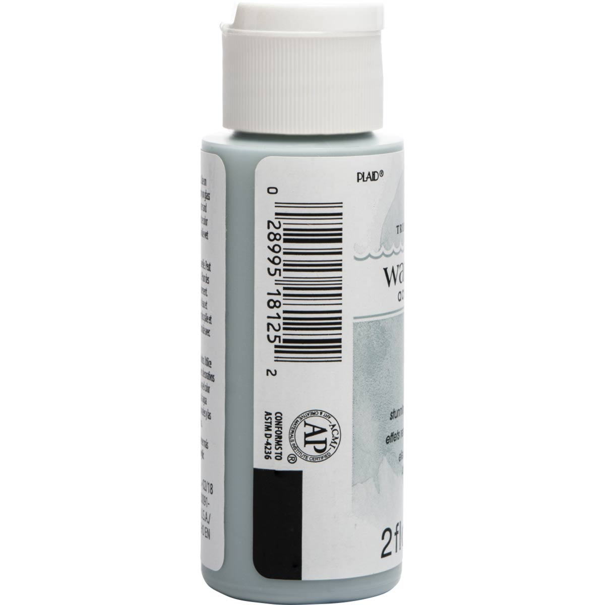 FolkArt ® Watercolor Acrylic Paint™ - Gray, 2 oz.