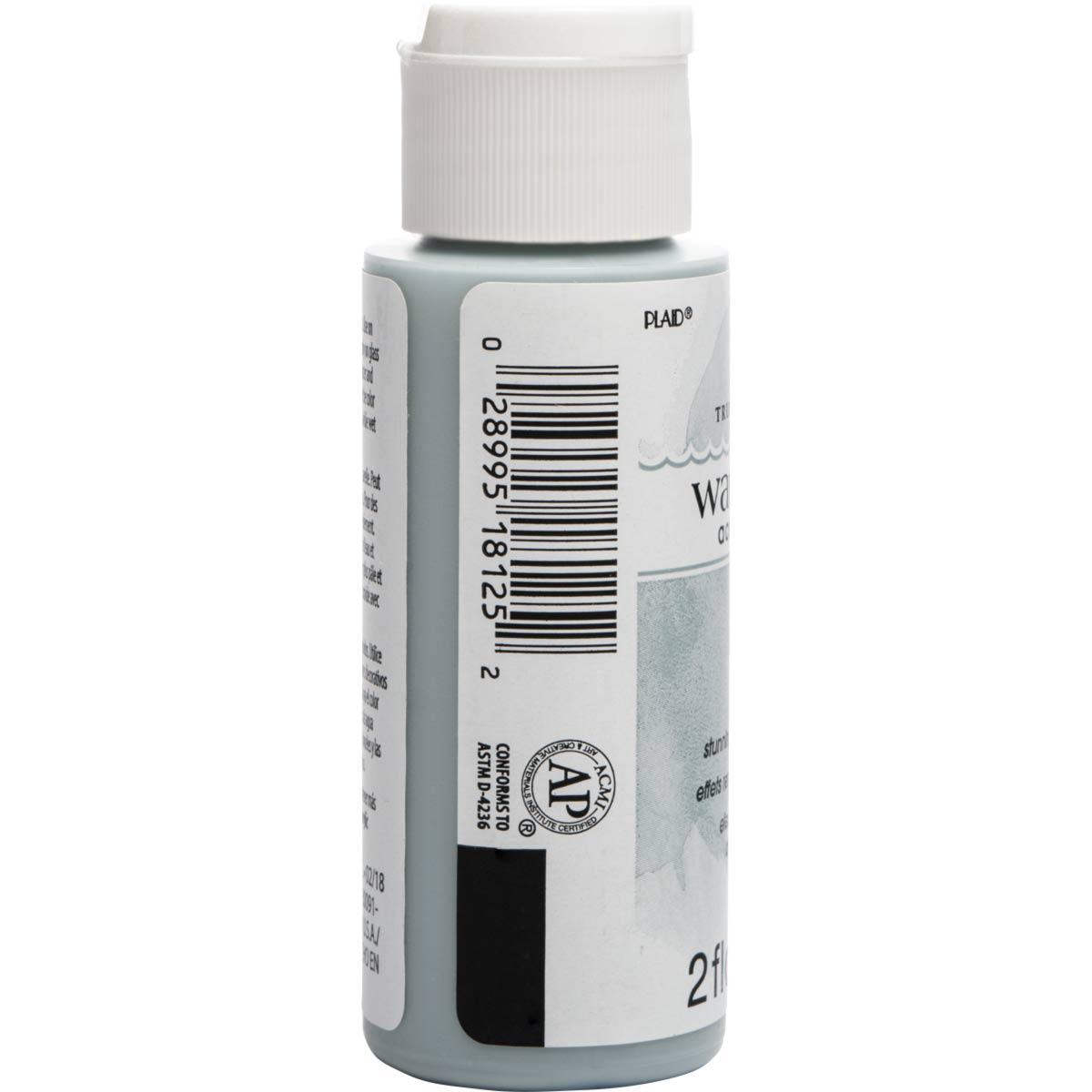 FolkArt ® Watercolor Acrylic Paint™ - Gray, 2 oz.