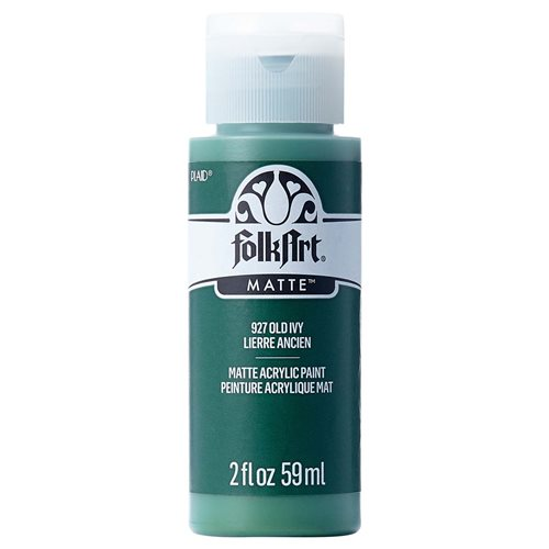 FolkArt ® Acrylic Colors - Old Ivy, 2 oz.