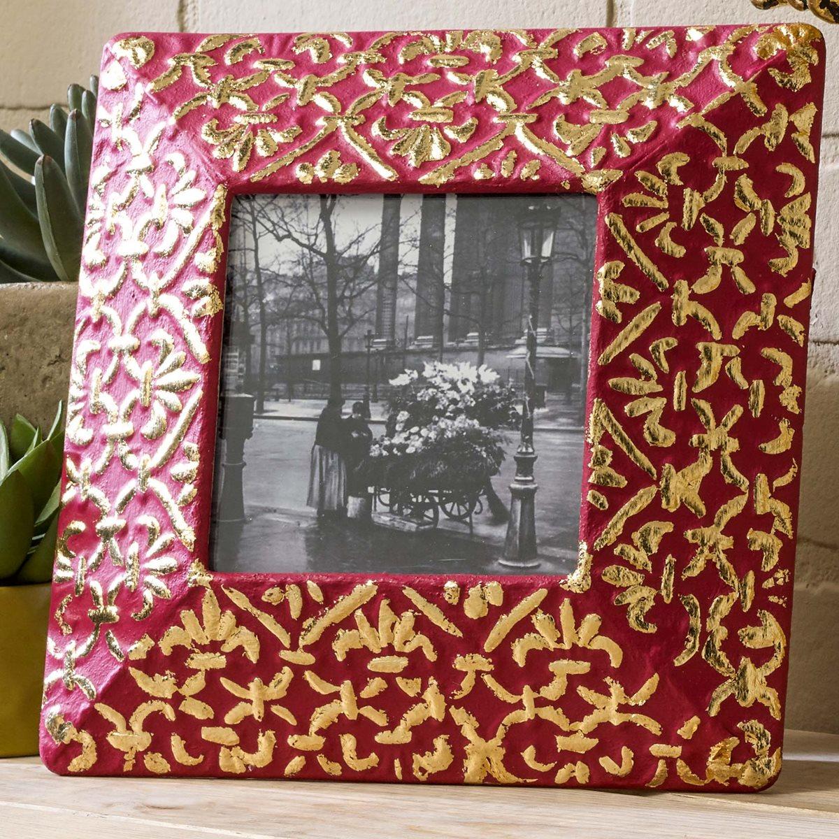 Gilded Frame DIY