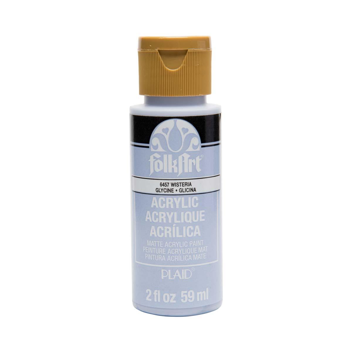 FolkArt ® Acrylic Colors - Wisteria, 2 oz.