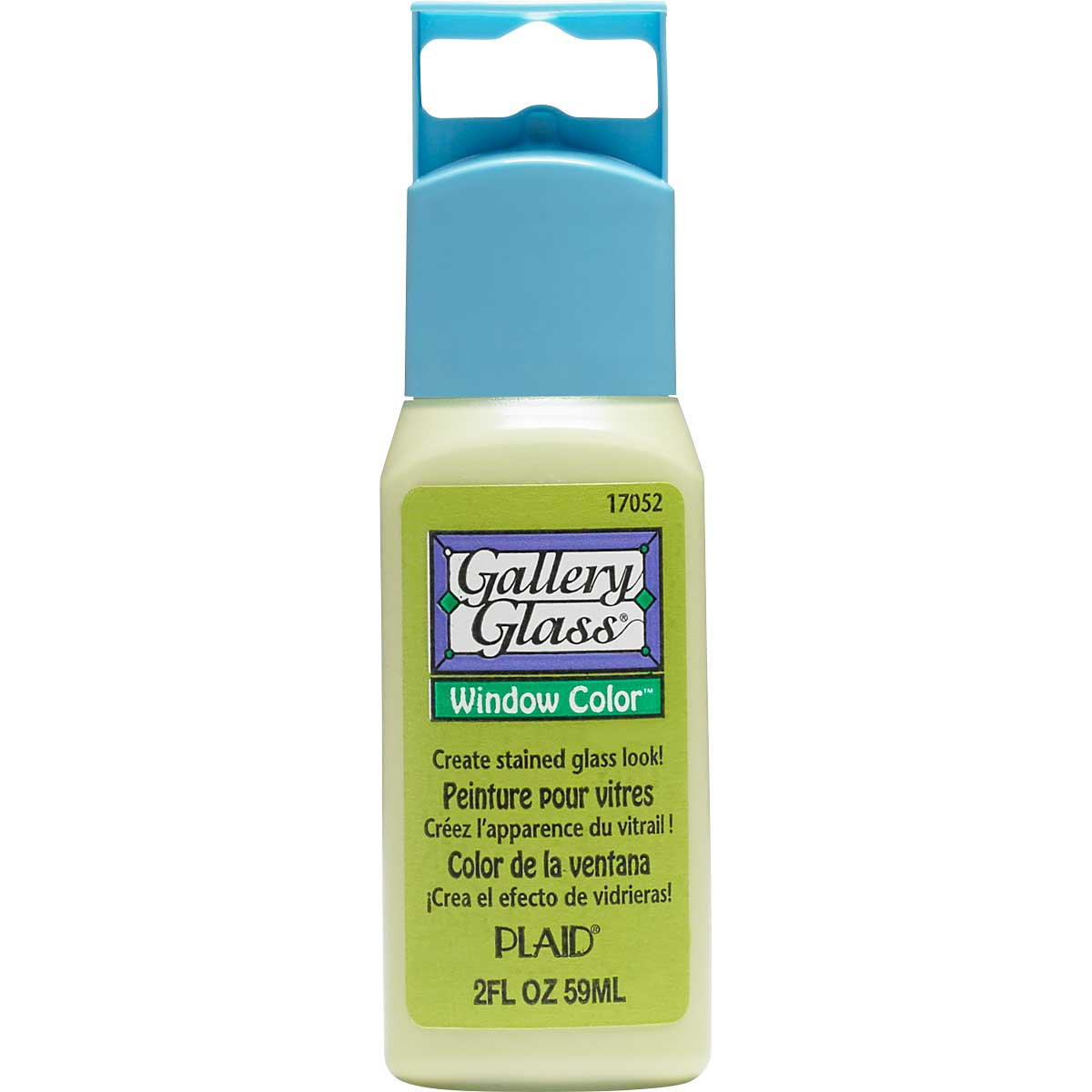 Gallery Glass ® Window Color™ - Fresh Lime, 2 oz.
