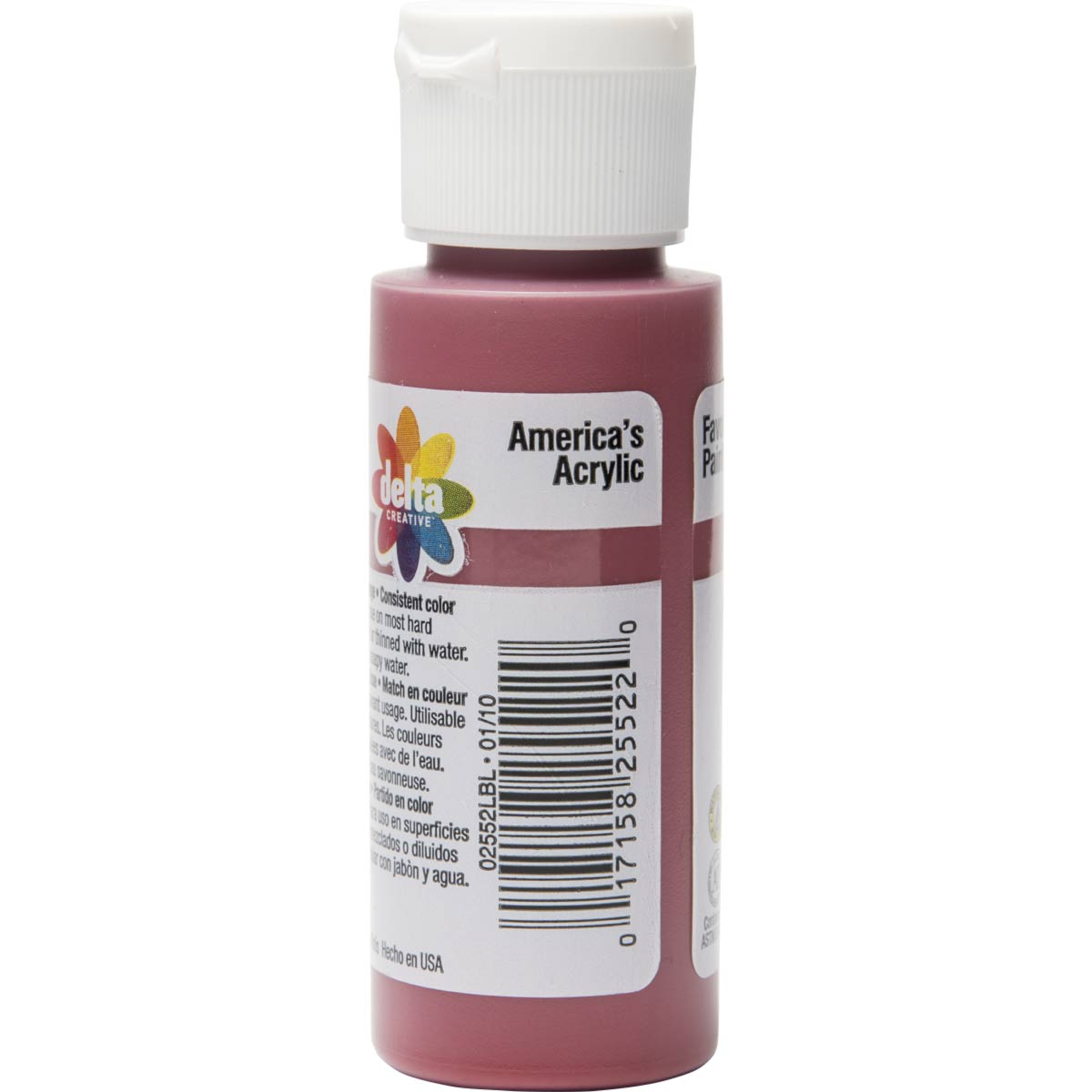 Delta Ceramcoat ® Acrylic Paint - Moroccan Red, 2 oz. - 025520202W